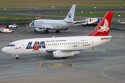 National Mozambican airline, LAM Mozambique
