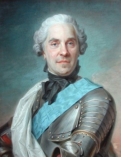 Marshal General Maurice de Saxe
