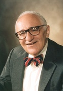 Murray Rothbard, founder of anarcho-capitalism