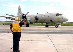 US P-3C Orion of VP-8