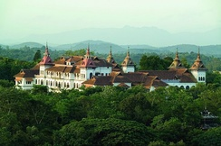 Kowdiar Palace built-in 1915 was the official residence of the Travancore Royal Family.[40]