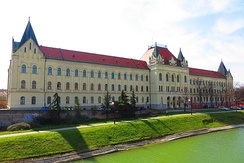Zrenjanin Court House