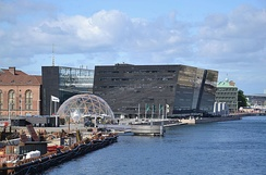 The Royal Danish Library in Copenhagen