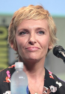 Collette at the 2015 San Diego Comic-Con International