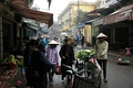 Life on the streets of central Hanoi
