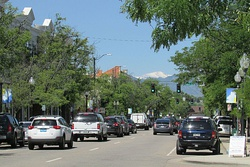 Downtown Littleton, 2015.