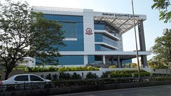 Anna Centenary Library, one of the largest libraries in Asia
