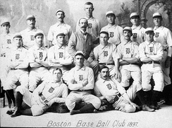 1897 Boston Beaneaters