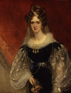 Queen Adelaide, after whom the city was named