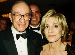 Greenspan and Andrea Mitchell