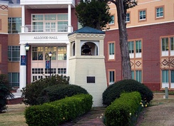 Allgood Hall at Augusta University