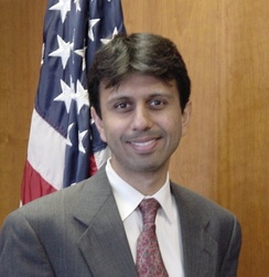 Jindal while working for the Department of Health and Human Services