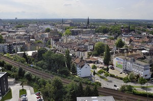 Bochum in mid-August 2010