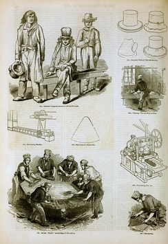 Fur-hat industry