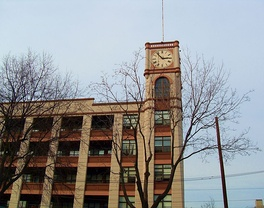 The Keuffel and Esser Manufacturing Complex was converted into residential apartments in 1975.[58]
