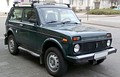 Lada Niva front view
