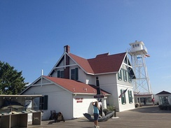 Ocean City Life-Saving Station