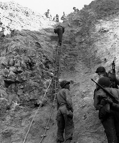 United States Army Rangers at D-Day, Pointe du Hoc