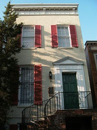 "Sousa's birthplace, on G St., S.E., in Washington, D.C. is currently[when?] owned by a member of ""The President's Own"" U.S. Marine Band"