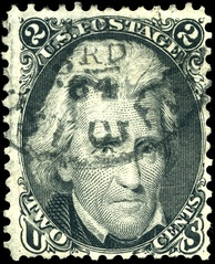 "The ""Black Jack"" Issue of 1863"