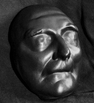 Swift's death mask
