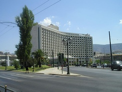 Hilton Athens in Athens, Greece