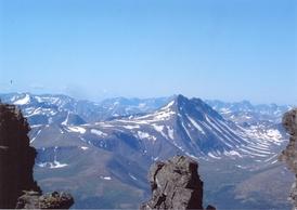 Приполярный Урал— район с самыми высокими горами Урала