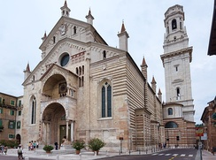 The Verona Cathedral
