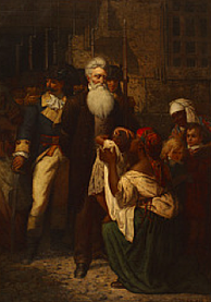 John Brown's blessing