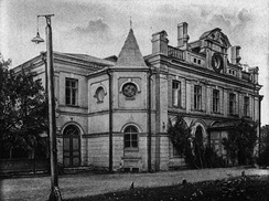Kaunas City Theatre, where the first session of the Constituent Assembly of Lithuania was held on May 15, 1920