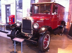 1927 GMC commercial series truck