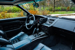 MK1A AW11 Leather Interior
