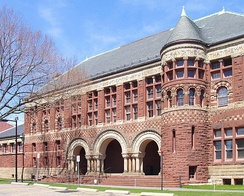 Founded in 1817, Harvard Law School is the oldest continuously operating law school in the United States.