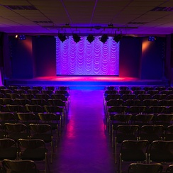 The Brookside Theatre Auditorium