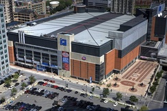 Opened in 1996, the Bell Centre is a sports and entertainment complex, and also serves as the home arena for the Montreal Canadiens.