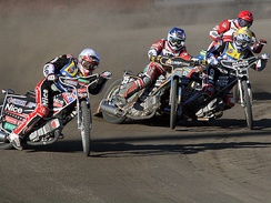 Motorcycle speedway (żużel)  racing is a very popular motorsport in Poland.[452]