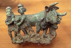 Bronze sculpture of the Dian Kingdom, 3rd century BCE
