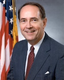 Alumnus Richard Thornburgh served as Governor of Pennsylvania and U.S. Attorney General. His archives are located in the Dick Thornburgh room in Hillman Library.