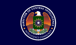Flag of the Director of Central Intelligence