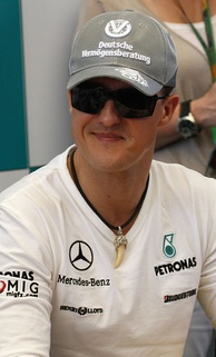 Michael Schumacher returned to the sport with Mercedes after a 3-year hiatus.