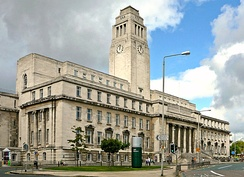 The Parkinson Building at the University of Leeds