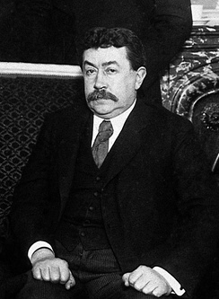 Paul Painlevé in the 1920s
