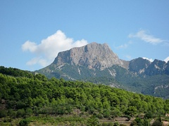 Puig Major, highest peak on Mallorca