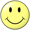 The logo of the Personal Choice Party is a generic stylized smiling face, similar to this one.