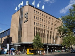 Stockmann department store in Tampere
