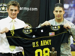 Walsh at the 2008 U.S. Army All-American Bowl