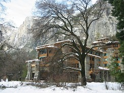 Ahwahnee Hotel, Yosemite National Park