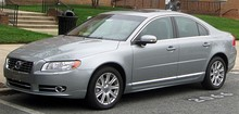 Volvo S80 post first-facelift (US)