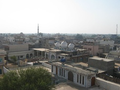 Amra Kalan village in Kharian, Pakistan