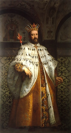 Cosimo I, founder of the Grand Duchy of Tuscany